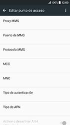 HTC 10 - Mensajería - Configurar el equipo para mensajes multimedia - Paso 11