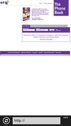 Samsung I8750 Ativ S - Internet - Internet browsing - Step 14