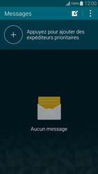 Samsung G850F Galaxy Alpha - SMS - Configuration manuelle - Étape 4