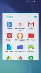 Samsung G920F Galaxy S6 - E-mail - Configuration manuelle (gmail) - Étape 4