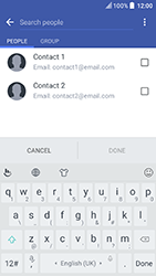 HTC U Play - Email - Sending an email message - Step 6