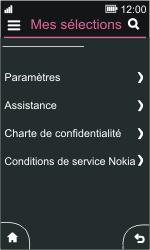 Nokia Asha 311 - Applications - Télécharger des applications - Étape 11