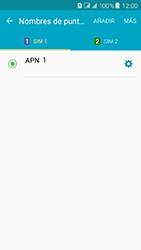 Samsung Galaxy J3 (2016) DualSim (J320) - Mensajería - Configurar el equipo para mensajes multimedia - Paso 7