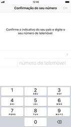 Apple iPhone 6s - iOS 11 - Aplicações - Como configurar o WhatsApp -  8
