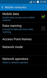 Samsung G355 Galaxy Core 2 - Internet - Manual configuration - Step 7