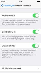 Apple iPhone 5c - Internet - Internet gebruiken in het buitenland - Stap 7