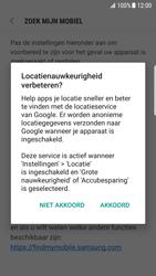 Samsung Galaxy S7 Edge - Android N - Beveiliging en privacy - Zoek mijn mobiel activeren - Stap 8