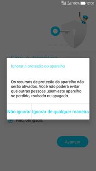 Asus Zenfone Selfie - Primeiros passos - Como ativar seu aparelho - Etapa 18