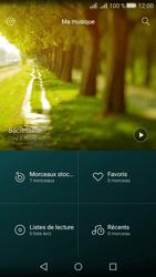 Huawei Y5 II Dual Sim - Photos, vidéos, musique - Ecouter de la musique - Étape 4