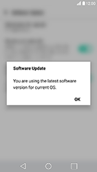 LG K10 2017 - Network - Installing software updates - Step 10