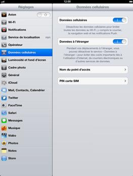 Apple The New iPad - Internet - Utilisation à l
