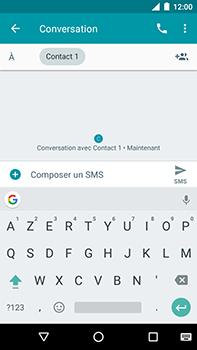 Motorola Moto E4 Plus - Contact, Appels, SMS/MMS - Envoyer un MMS - Étape 7