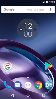 Motorola Moto Z Play - Messagerie vocale - Configuration manuelle - Étape 1
