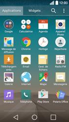 LG H320 Leon 3G - Internet - navigation sur Internet - Étape 2