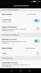 Huawei P8 (Model GRA-L09) - E-mail - Instellingen KPNMail controleren - Stap 8