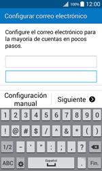 Samsung Galaxy Core Prime - E-mail - Configurar correo electrónico - Paso 6