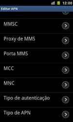 Samsung I9100 Galaxy S II - Internet (APN) - Como configurar a internet do seu aparelho (APN Nextel) - Etapa 13