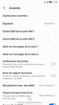 Huawei Mate 9 Pro - SMS - Configuration manuelle - Étape 8