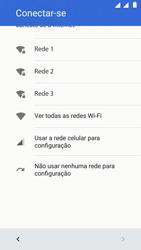 Motorola Moto G5 - Primeiros passos - Como ativar seu aparelho - Etapa 9