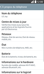 LG H220 Joy - Réseau - Installation de mises à jour - Étape 6