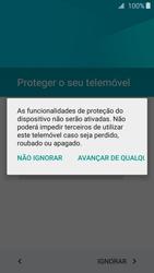 Samsung Galaxy A3 A310F 2016 - Primeiros passos - Como ligar o telemóvel pela primeira vez -  11