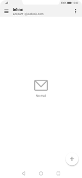 Huawei Mate 20 Pro - Email - 032c. Email wizard - Outlook - Step 3