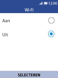 Nokia 8110-ta-1071 - WiFi - Handmatig instellen - Stap 5