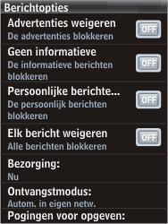 HTC F3188 Smart - MMS - probleem met ontvangen - Stap 7