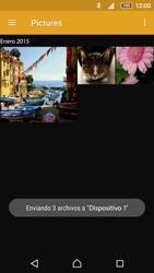 Sony Xperia Z5 - Bluetooth - Transferir archivos a través de Bluetooth - Paso 14