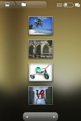 Samsung Galaxy Ace - Multimídia - Como ver fotos e videos armazenados no seu telefone - Etapa 5