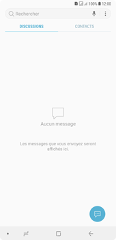 Samsung Galaxy A7 (2018) - SMS - configuration manuelle - Étape 4