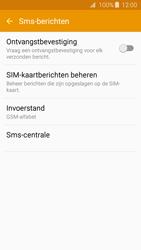 Samsung J320 Galaxy J3 (2016) - SMS - Handmatig instellen - Stap 8