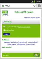 Samsung I9505 Galaxy S IV LTE - WiFi - KPN Hotspots configureren - Stap 18