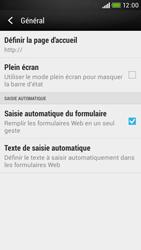 HTC Desire 601 - Internet - Configuration manuelle - Étape 23