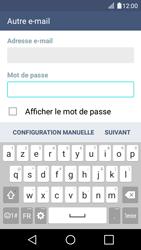 LG K4 - E-mails - Ajouter ou modifier votre compte Yahoo - Étape 6