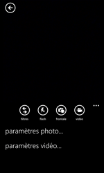 Nokia Lumia 925 - Photos, vidéos, musique - Prendre une photo - Étape 7