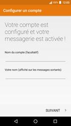 Acer Liquid Zest 4G - E-mail - 032b. Email wizard - Yahoo - Étape 10
