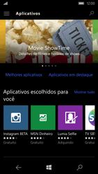 Microsoft Lumia 550 - Aplicativos - Como baixar aplicativos - Etapa 6
