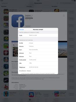 Apple iPad Pro 12.9 (1st gen) - iOS 9 - Applications - Télécharger des applications - Étape 17