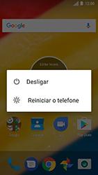 Motorola Moto C Plus - Funções básicas - Como reiniciar o aparelho - Etapa 3
