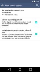 LG K10 4G K420 - Réseau - Installation de mises à jour - Étape 9