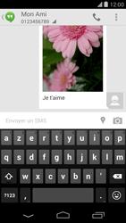 LG D821 Google Nexus 5 - MMS - envoi d'images - Étape 14