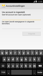 Blackphone Blackphone 4G (BP1) - E-mail - Handmatig instellen - Stap 20