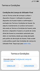 Huawei P8 Lite (2017) - Primeiros passos - Como ligar o telemóvel pela primeira vez -  7