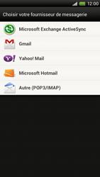 HTC S720e One X - E-mail - Configuration manuelle - Étape 5