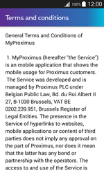 Samsung G318H Galaxy Trend 2 Lite - Applications - MyProximus - Step 11