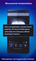 BlackBerry Z10 - Premiers pas - Créer un compte - Étape 17