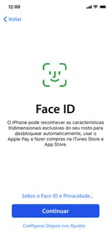 Apple iPhone XR - Primeiros passos - Como ativar seu aparelho - Etapa 10