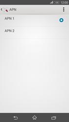 Sony Xperia E4g - Mensajería - Configurar el equipo para mensajes multimedia - Paso 17