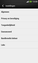 HTC Desire 500 - Internet - handmatig instellen - Stap 22
